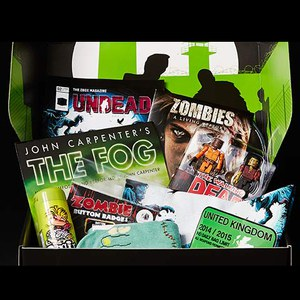 ZBOX February - UNDEAD