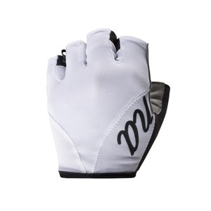 Nalini Accessories Women's Pink Gloves - White