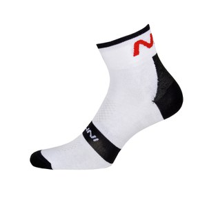 Nalini Accessories Na Socks - White/Black