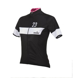 Nalini Pink Label Women's Nemina Short Sleeve Jersey - Black