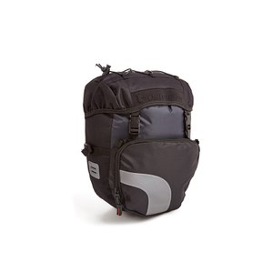 Outeredge Pannier Right Hand Bag - Medium - Black/Grey