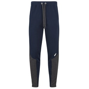 Myprotein Men's Panelled Slimfit Sweatpants med Zip - Navy
