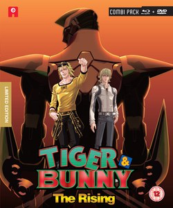 Tiger & Bunny - The Rising: Collector's Edition Combi Pack