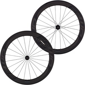 Fast Forward F6R Tubular Wheelset Se DT Swiss 240S Hubs - Black