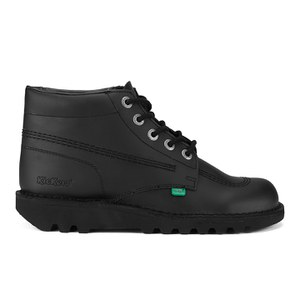 Kickers Men's Kick Hi Boots - Black/Black