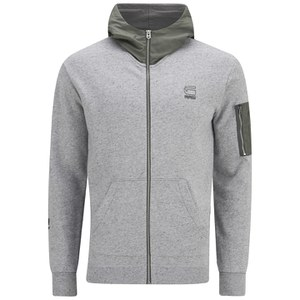 G-Star Men's Hecker Hoody - Grey