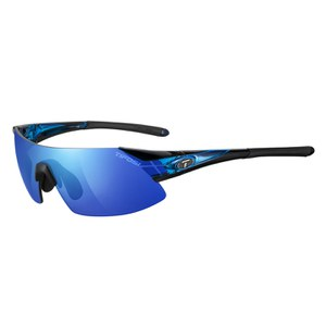 Tifosi Podium XC Clarion Mirror Sunglasses - Crystal Blue/Blue