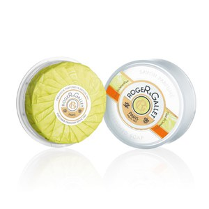 Roger&Gallet Fleur d'Osmanthus Round Soap Travel Box 100g