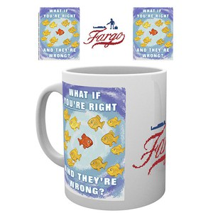 Fargo Right and Wrong Taza