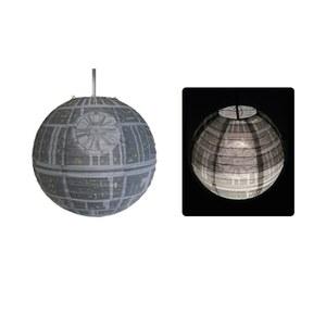 Lámpara de papel Star Wars Estrella de la Muerte