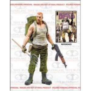 The Walking Dead Comic Series 4 Abraham Ford Action Figure
