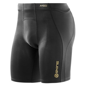 Skins A400 Active Compression Power Shorts - Black