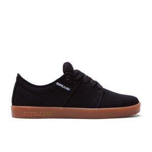 Supra Men's Stacks II Trainers - Black/Gum