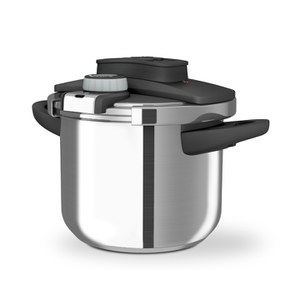 Morphy Richards 977000 Pressure Cooker - Stainless Steel - 6L/22cm