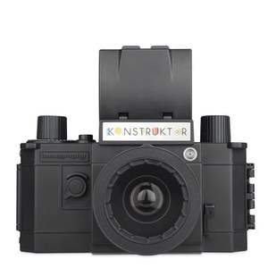 Lomography Konstruktor Camera - Black