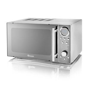 Swan SM3080N Digital Microwave - 800W