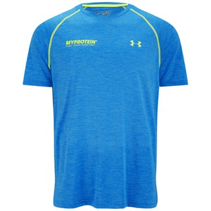 T-Shirt Under Armour® Tech™ da Uomo - Jet Blue