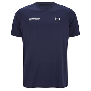 Under Armour® Men's Tech™ T-Shirt -  Navy/White