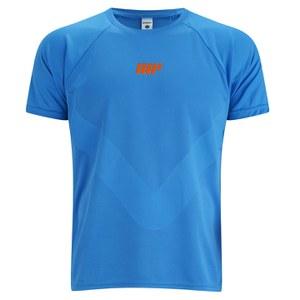 Myprotein Men's Running T-Shirt - Blue