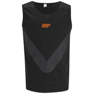 Myprotein Men's Running Vest  - Black