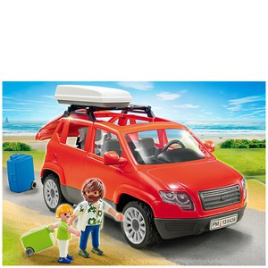 Playmobil Camping Family SUV (5436)