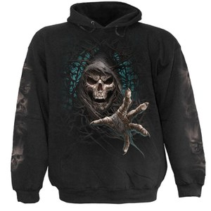 Spiral Men's FOREST REAPER Hoody - Black