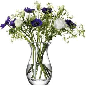 LSA Flower Posy Vase - 17.5cm