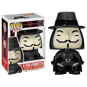 V for Vendetta V Pop! Vinyl Figure