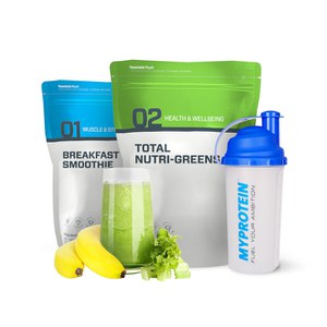 Myprotein Greens Bundle