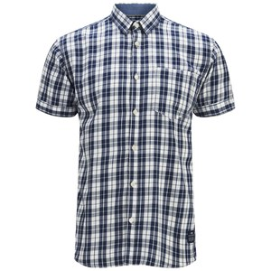 Jack & Jones Men's Roy Shirt - Medieval Blue