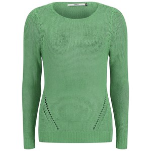 ONLY Women's Assisi Light Knitted Jumper - Spring Bud