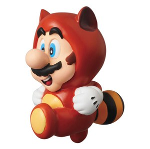 Nintendo Series 1 Super Mario Bros. Mario Tanuki Mini Figure