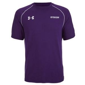 Under Armour Escape Men's Tech T-Shirt, Purple