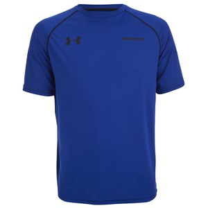 T-Shirt Tecnica Under Armour Escape da Uomo, Blu Cielo
