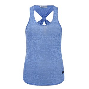 Myprotein Women's Racer Back Vest, Blue