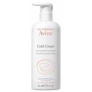 Loción corporal Avène Cold Cream (400ml)