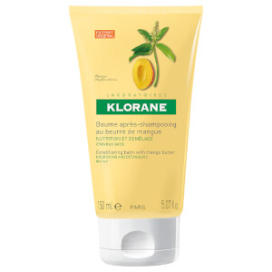 KLORANE Mango Butter Nourishing Conditioning Balm (150ml)