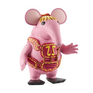 The Clangers - Tickle and Whistle Tiny