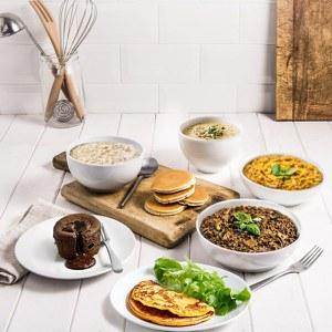Exante Diet 2 Week Breakfast, Lunch and Dinner Diet Pack