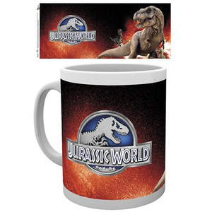 Jurassic World T-Rex Red - Taza
