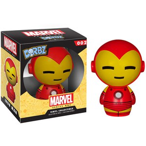 Marvel Iron Man Vinyl Sugar Dorbz Action Figure