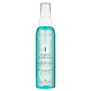 Vichy Purete Thermale Beautifying Cleansing Micellar Oil (125ml)