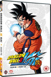 Dragon Ball Z KAI Season 1 (Episodes 1-26)