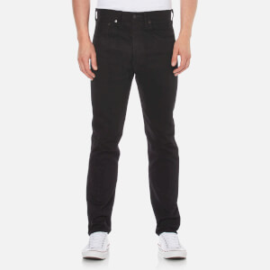 Levi's Men's 501 Customized and Tapered Jeans - Black Rinse