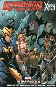 Guardians of the Galaxy/All-New X-Men: The Trial of Jean Graphic Novel