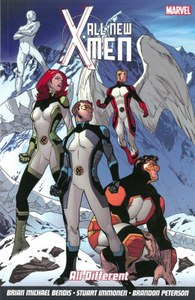 All-New X-Men - Volume 4: All-Different Graphic Novel