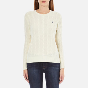 Polo Ralph Lauren Women's Julianna Jumper - Cream