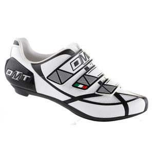 DMT Aries Road Shoes - White/Black