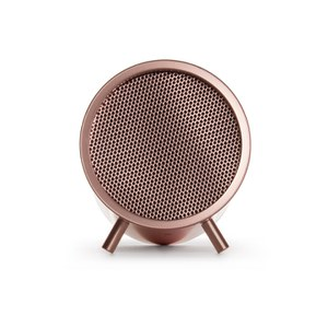 LEFF Amsterdam Piet Hein Eek Tube Audio Bluetooth Speaker - Copper