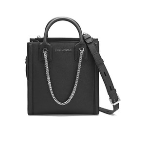 Karl Lagerfeld Women's K/Klassik Mini Shopper Bag - Black